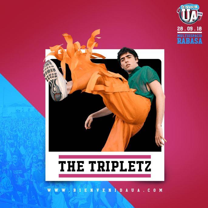 THE TRIPLETZ @BienvenidaUA